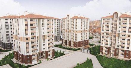 TOKİ Evleri