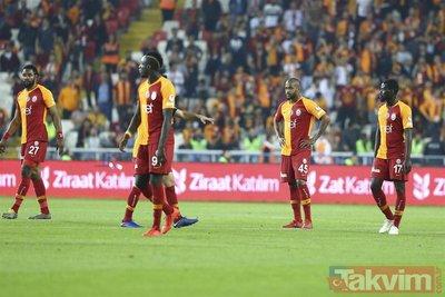 Ziraat Türkiye Kupası'nda müthiş final! 57. ZTK Kupası Galatasaray'ın