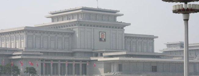 Rus gazeteci Kim Jong'un sarayına girdi