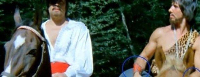 Yeşilçam'ın efsane filmlerindeki hatalar 40 yıl sonra ortaya çıktı! Bu kadarına pes