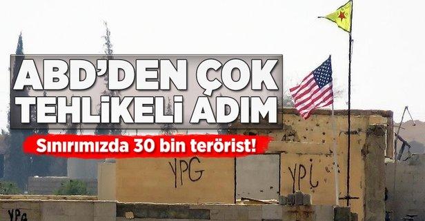 ABDden terör ordusu açıklaması!