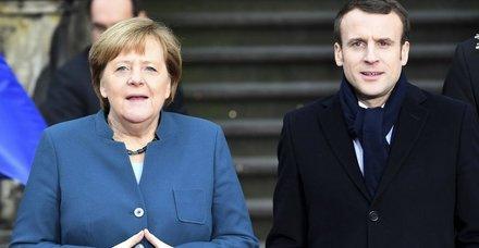 Fransa ve Almanya arasında büyük kriz
