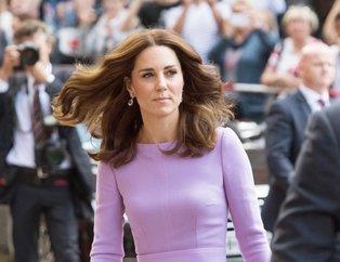 Kate Middletonın 3 doğum yapmasına rağmen fiziğinin düzgün olmasının sırrı!