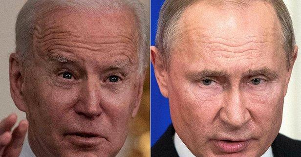 Biden, Putin ile görüştü! Kritik çağrı