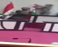Barzaninin bayrağını böyle indirdiler