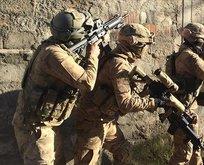 PKK'ya operasyon! Tam 12 tane...