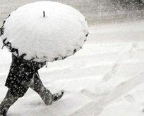 Meteoroloji'den flaş uyarı: Kar geliyor!