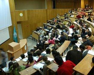 Üniversitelerde FETÖ depremi