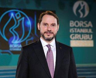 Hazine ve Maliye Bakanı Berat Albayrak: Durmaksızın çalışacağız