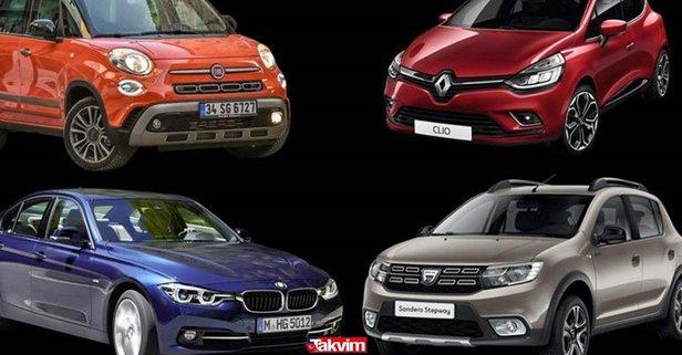 Faizler törpülendi!! 50.000 TL indirim! Mercedes, Opel, Peugeot, BMW, Citroen, Kia, Suzuki...