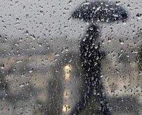 Meteoroloji'den kritik sağanak uyarısı