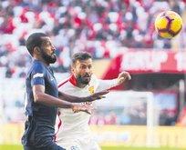 Antalyaspor'dan tek kurşun