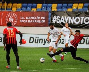 Gençler evinde kazandı   MAÇ SONUCU: Gençlerbirliği 2-1 İttifak Holding Konyaspor