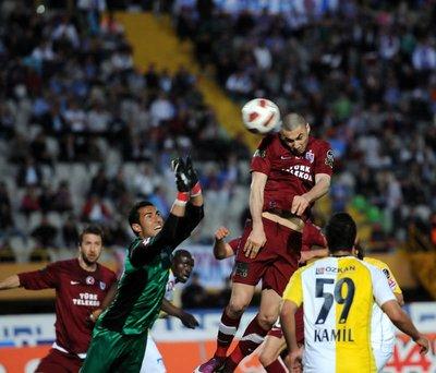 Buca Trabzon'u terletti...