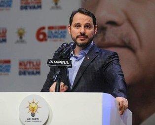 Bakan Albayrak: Kıbrısı sonuna kadar koruyacağız