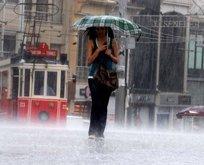 Meteoroloji'den tüm yurda sağanak yağış uyarısı
