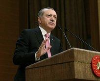 Erdoğan ödül töreninde Kenan Işıkı unutmadı
