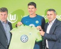 Gomez artık Wolfsburg'ta