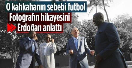 Eski yıldız ile futbol muhabbeti