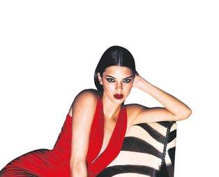 Başkanın torunu Kendall'la