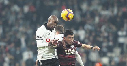 Atiba: Zor maç oldu