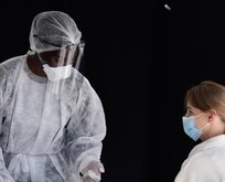 Fransa'da Kovid-19'dan ölümler artıyor