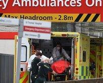 İngiltere'de ölü sayısı artıyor