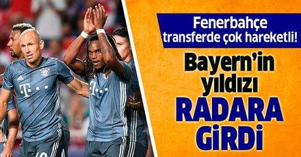 Fenerbahçe durmuyor! Hedef Renato Sanches