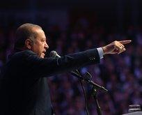 Erdoğan: Biz Hollanda'yı Srebrenitsa'dan tanıyoruz