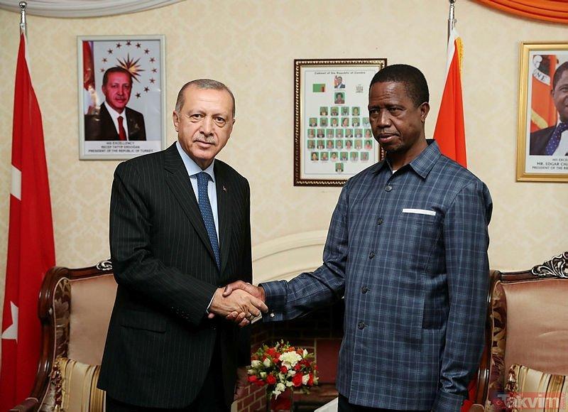 Türkiye ile Zambiya arasında 12 anlaşma imzalandı! İşte en önemlisi...