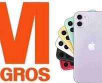 Migros iphone 11 indirimi! Telefon fiyatları ne kadar?