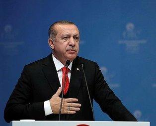 Başkan Erdoğan'dan Haluk Dursun için taziye mesajı