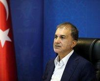 AK Parti'den yangınlara ilişkin açıklama