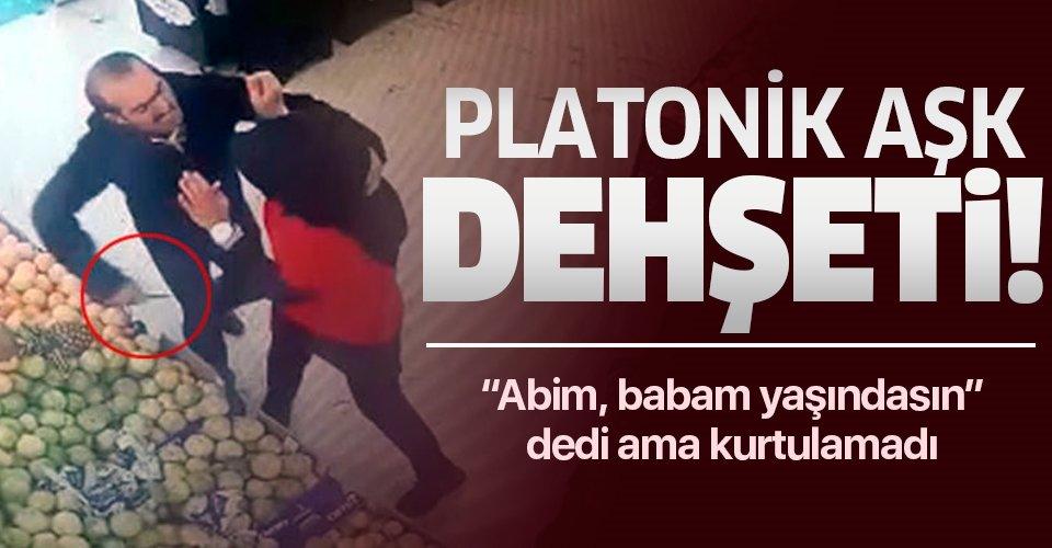 Erzurum'da platonik aşk dehşeti! 'Öleceksin' deyip bıçakladı