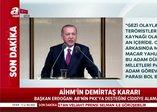 Başkan Erdoğan: Arkasında Soros var