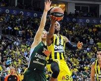 Fenerbahçe Beko yine tarih yazdı