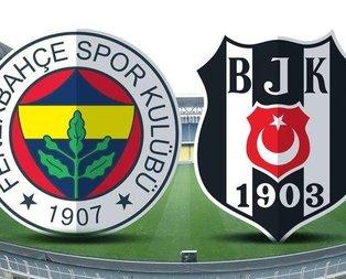 Kadıköy'de derbi şöleni