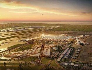 İstanbul Yeni Havalimanı için geri sayım başladı! İstanbul Yeni Havalimanı üstün teknolojilerle geliyor!