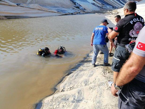 Manisa'da ikiz kardeşler sulama göletinde boğuldu ile ilgili görsel sonucu
