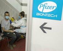 Pfizer-BioNTech aşısının kullanımını 12'ye düşürdü