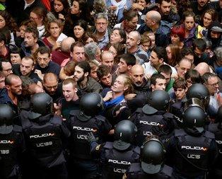 İspanya Katalonyanın özerkliğini askıya alıyor!