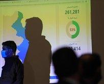 Irak'ta seçim sonuçları belli oldu!