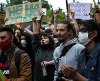 Protestolar Bulgaristan'a da sıçradı!