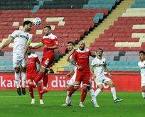 Antalyaspor kupada finale kaldı!