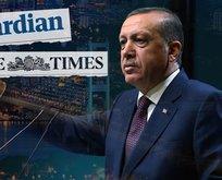 İngiliz medyasından Türkiye'ye karalama kampanyası