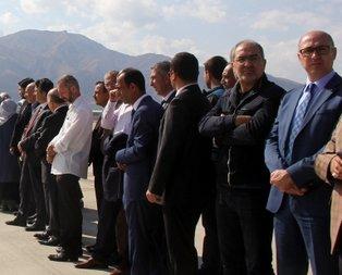 Yıldırım'a memleketi Erzincan'da sıcak karşılama
