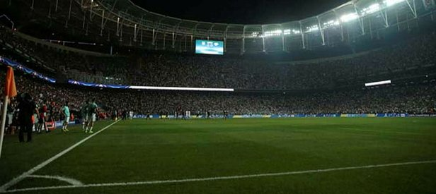 UEFA'dan Beşiktaş'a şok ceza