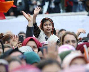 Başkan'a Muğla'da büyük sevgi seli...