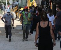 Bolu'da patlama! Vatandaşlar evlerine giremedi