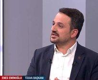 TÜGVA Genel Başkanı: Karşımızda leş ordusu var